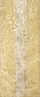 Декор 25х60 Bohemia beige decor 01