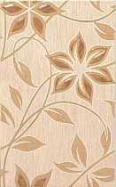 Декор 25х40 Muraya beige decor 01